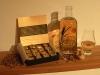 Lenzburg-Whisky und WhiskyPralinen